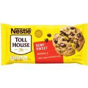 Toll House Semi-Sweet Chocolate Morsels, 340g (American)